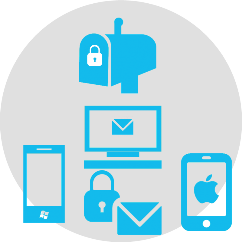 Secure Email Hosting